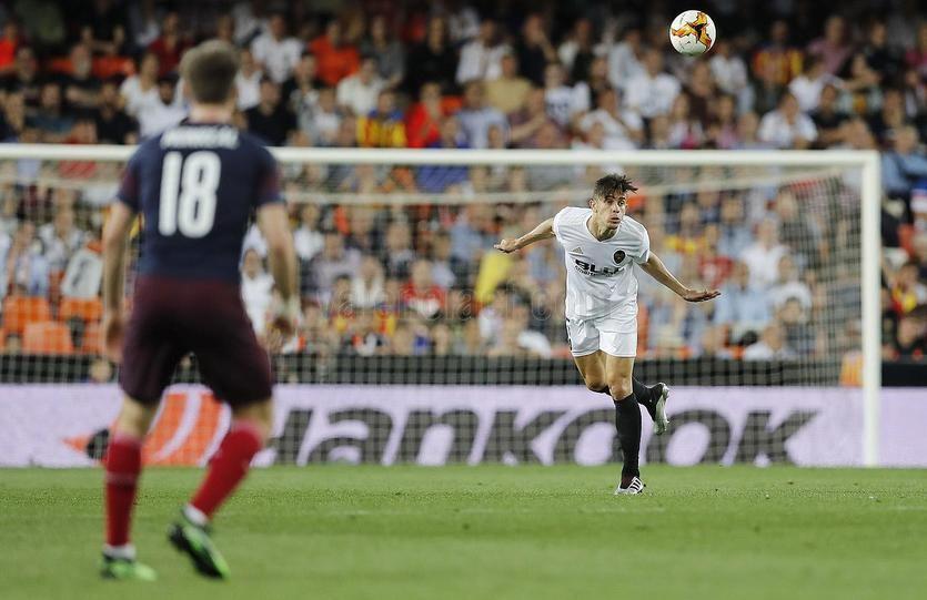 El Arsenal impide el acceso del Valencia a la final de la Europa League (2-4)