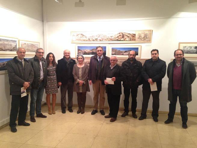 Una exposición conmemora el XIX Aniversario de la Declaración de Cuenca como Ciudad Patrimonio de la Humanidad