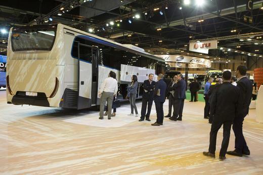 La Feria Internacional del Autobús y el Autocar (FIAA) aplaza su celebración a marzo de 2021