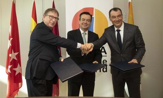IFEMA renueva su colaboración con ANESDOR y KANDO para la celebración del Gran Salón Internacional de la Moto de Madrid