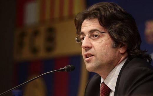 Precandidato Freixas: 'El Barça no necesiita a Sergio ni a ningún jugador del Madrid'