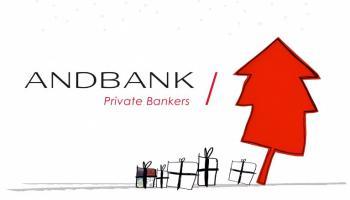 Andbank sorprende con una felicitación navideña solidaria