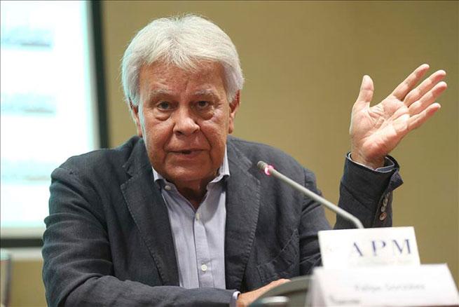 Felipe González prefiere