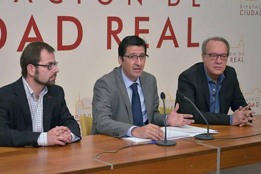 La Diputación de Ciudad Real aprueba la celebración de Fenavin 2017