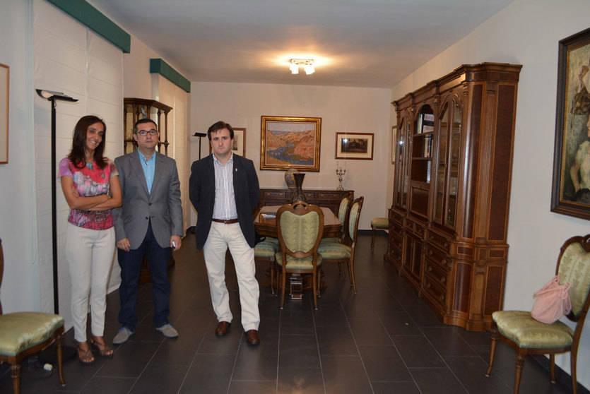 El PSOE se pregunta si Tizón utilizó pisos de la Diputación de Toledo para uso personal
