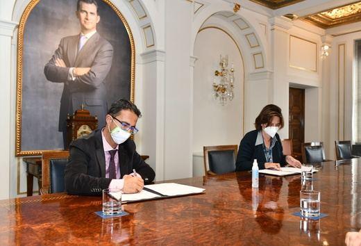 Fundación Telefónica se suma al compromiso de FEDER con la investigacion en enfermedades raras