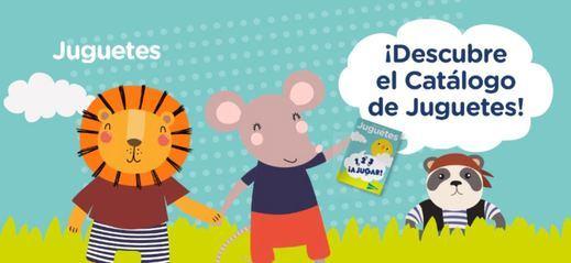 El Corte Inglés lanza un catálogo de juguetes digital para
