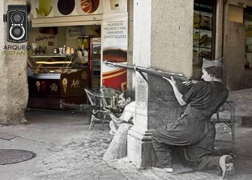 Un sorprendente viaje a julio de 1936 en Toledo