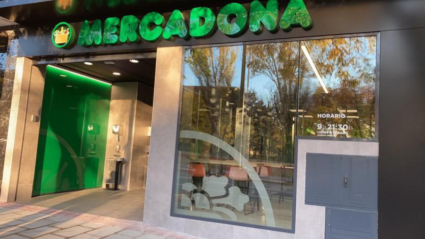 Mercadona inaugura una nueva tienda eficiente en General Ricardos, Madrid