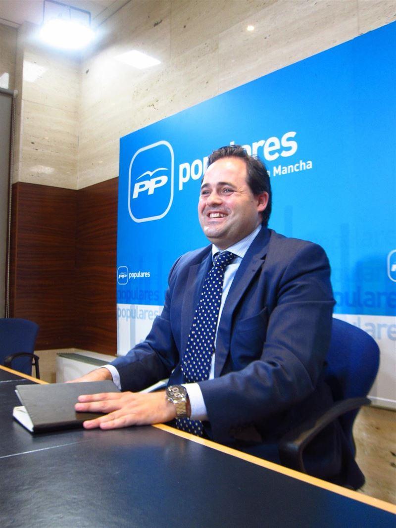 El PP espera que 'el tripartito de perdedores' no gobierne las diputaciones de Guadalajara y Toledo