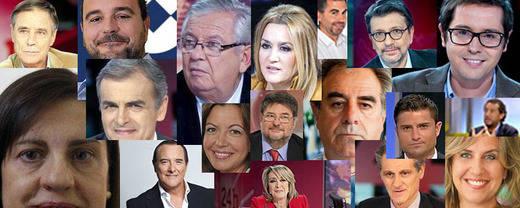 El veredicto de las tertulias: Artur Mas, un independentista en la corte del Rey Felipe