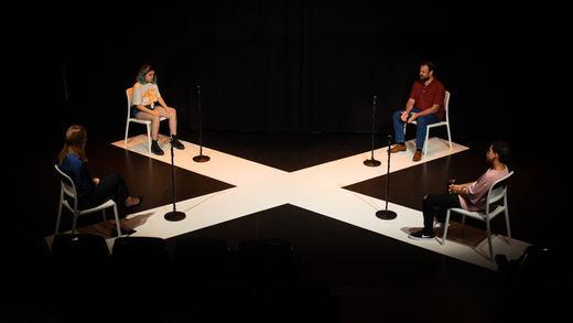 Crítica de la obra de teatro 'Golfa': Amanda manda y comanda