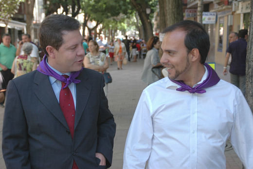 Page: Pablo Bellido es honrado y honesto