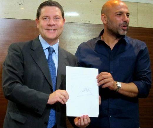 Page se reunirá este miércoles con Molina (Podemos) dentro de la ronda de contactos con formaciones políticas
