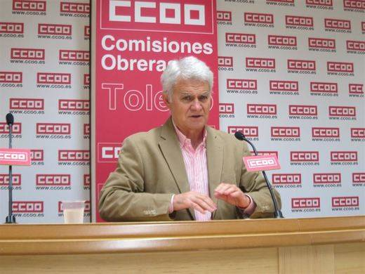 CCOO acusa a la patronal regional con tener
