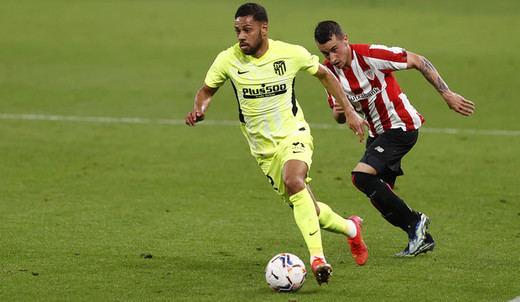 El líder Atlético cae en Bilbao y se complica la Liga (2-1)
