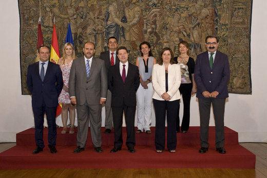 ¿Quiénes son los miembros del nuevo Gobierno de Castilla-La Mancha?