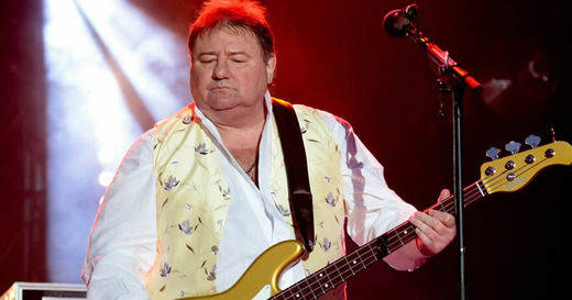 Otro pedacito de la historia del rock que se nos va: muere Greg Lake, de Emerson, Lake & Palmer