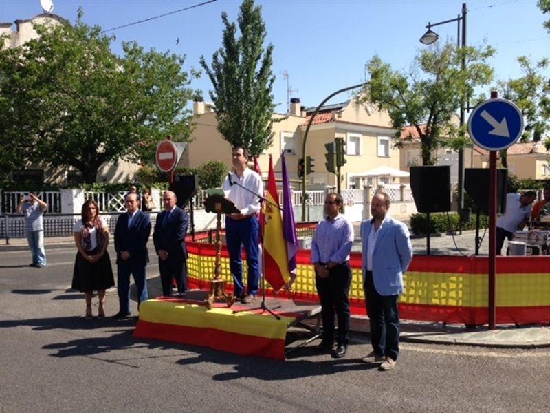 Guadalajara recuerda a Miguel Ángel Blanco en el XVIII aniversario de su muerte