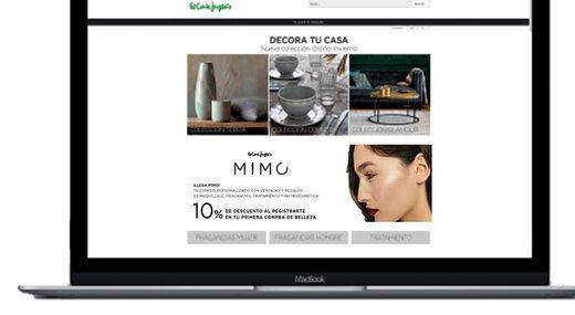 El Corte Inglés revoluciona el mundo de la cosmética con MIMO, su plan de fidelización personalizado
