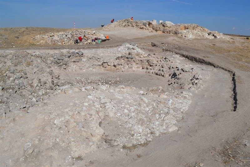 Se confirma la existencia de una iglesia del siglo XV en Horcajo de Santiago