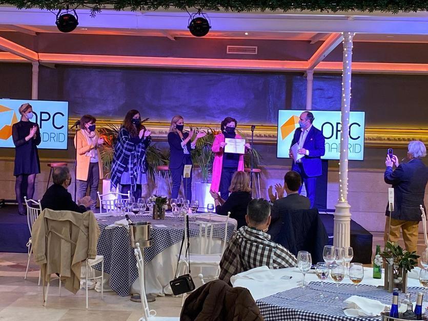 IFEMA obtiene el Premio OPC Madrid a la Profesionalidad 2020