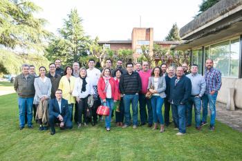 Bloggers, profesionales y 30.000 usuarios de RRSS, en la 'masterclass' de Ternera Gallega