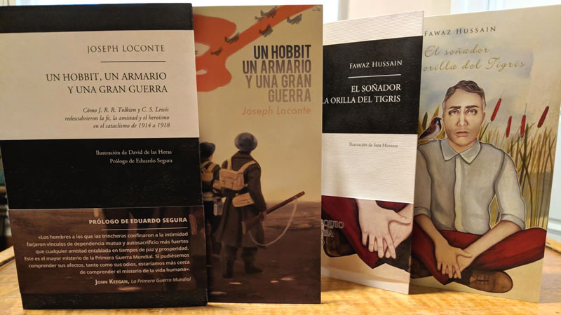 Publicado en español el ensayo sobre Tolkien 'Un Hobbit, un Armario y una Gran Guerra'