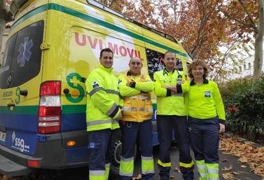 El Servicio de Emergencias 112 atendió 3.699 llamadas procedentes durante Nochebuena y Nochevieja