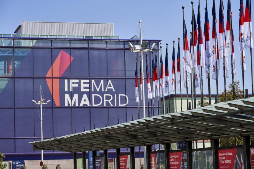 El Ministerio para la Transición Ecológica reconoce la reducción de la huella de carbono de IFEMA MADRID