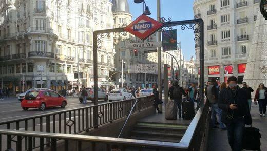 La posible destrucción de patrimonio de la remodelación del Metro Gran Vía