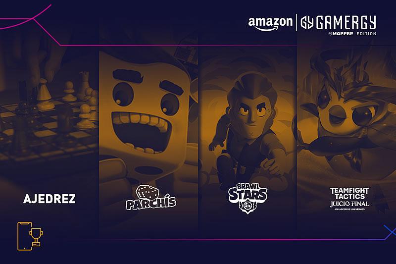 Arrancan los primeros torneos de la Amazon GAMERGY MAPFRE Edition