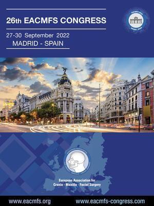 IFEMA MADRID recibirá el Congreso Europeo de Cirugía Cráneo Maxilofacial en el Palacio Municipal