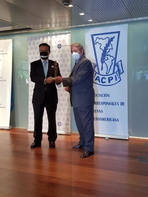 IFEMA, premiada por la Asociación de Corresponsales de Prensa Extranjera