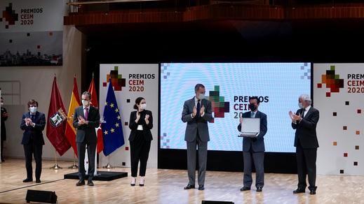 IFEMA recibe el Premio Especial CEIM por sus 40 años al servicio del desarrollo empresarial
