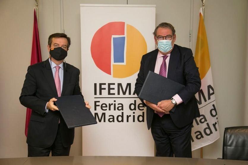 IFEMA e ITH renuevan su colaboración para la próxima edición de FITUR