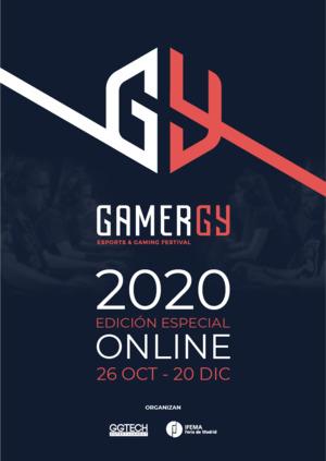 Arranca GAMERGY en una Edición Especial Online 2020