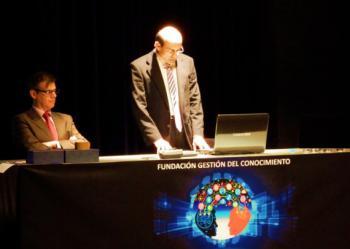 La I Conferencia sobre Sociedad del Conocimiento reúne a grandes innovadores en la generación de ideas
