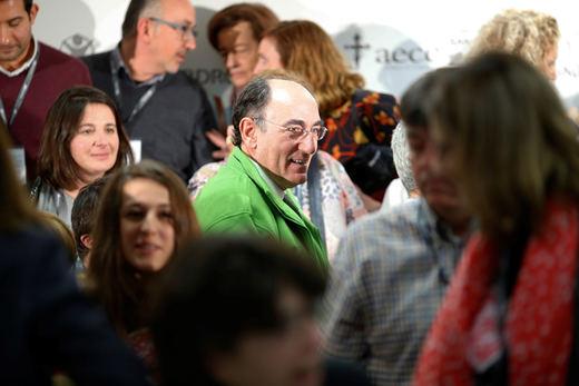 Iberdrola y la AECC instalan un contador de energía para sumar esfuerzos contra el cáncer en Madrid