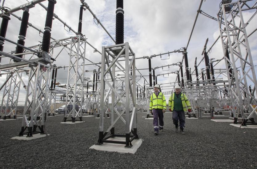 Iberdrola puja por la construcción y operación de una red eléctrica de 1.500 km en Chile