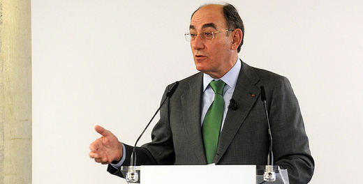 Ignacio Galán (Iberdrola):