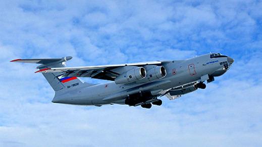 Final feliz en Rusia tras un accidente de avión militar: todos los pasajeros, a salvo