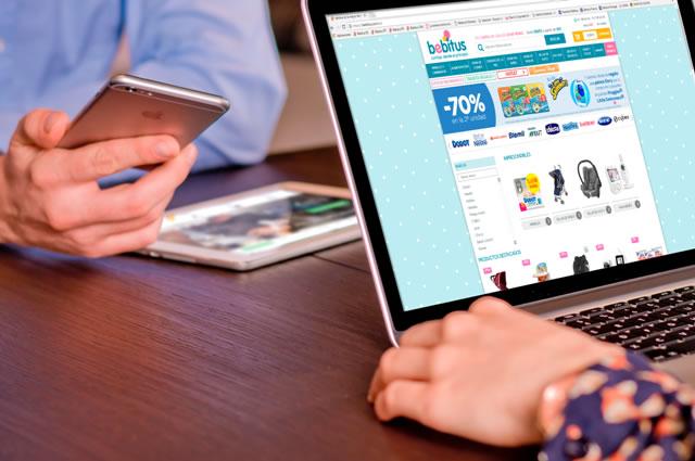 Los papás y mamás Millennials disparan las compras online de productos para bebés