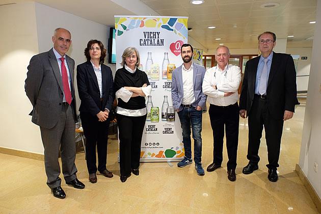 El consumo habitual del agua mineral Vichy Catalán disminuye el riesgo de padecer enfermedades metabólicas crónicas