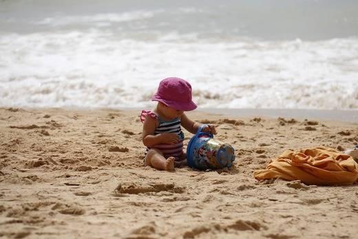 Las ventas de productos de protección solar para niños aumentan un 27%