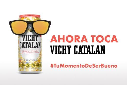 Vichy Catalan reactiva la campaña #TuMomentoDeSerBueno para ayudarte a superar la post-fiesta