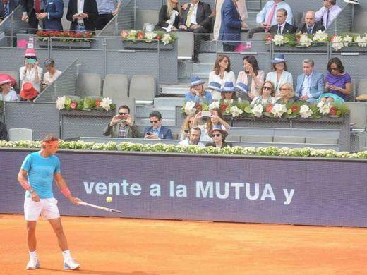 Oferta de 800 empleos para el Mutua Madrid Open 2018