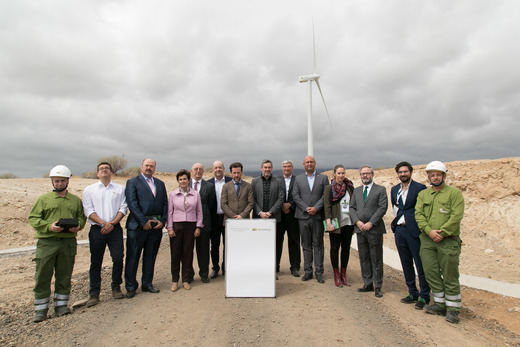 Iberdrola apuesta por el desarrollo de las energías renovables en Canarias para seguir contribuyendo a la transición energética