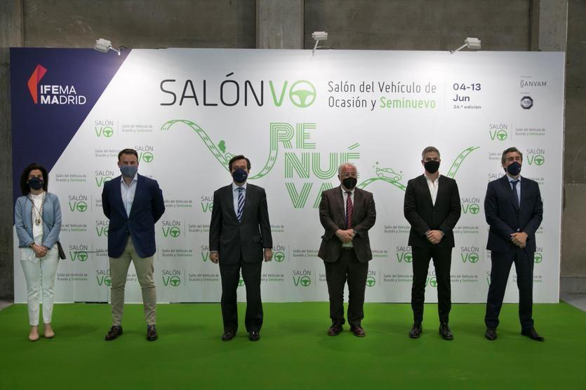 El Salón del Vehículo de Ocasión y Seminuevo de Madrid 2021 inaugura su 24ª edición