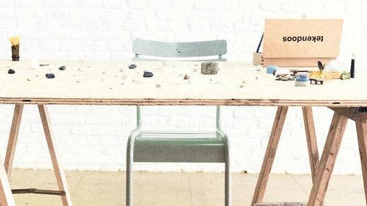 'Indeterminate Correspondences': el mundo en una cajita de madera